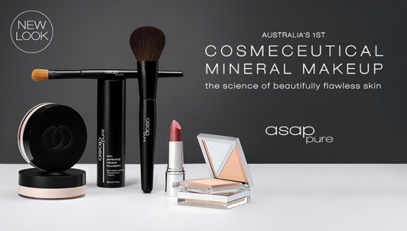 ASAP PURE - Mineral Makeup