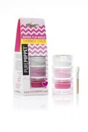 Pure Poppet Natural Play Makeup Shimmer Stack