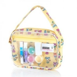 Pure Poppet Natural Natural Play Makeup Bag Yellow