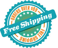 Free Shipping on order over $120